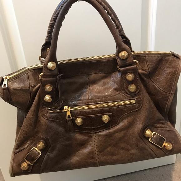 Balenciaga Handbags - Balenciaga Tote (Weekend)